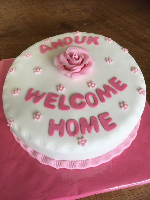 Welcomehomecake