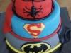 superheldentaart