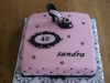 High heel 40 cake