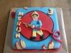 BrandweerSam taart