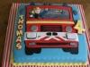 brandweer cake