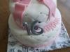 16 taart
