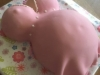 Zwangerebuiktaart